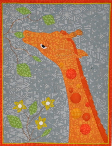 Giraffe - Art Gallery-KHCPL-Main