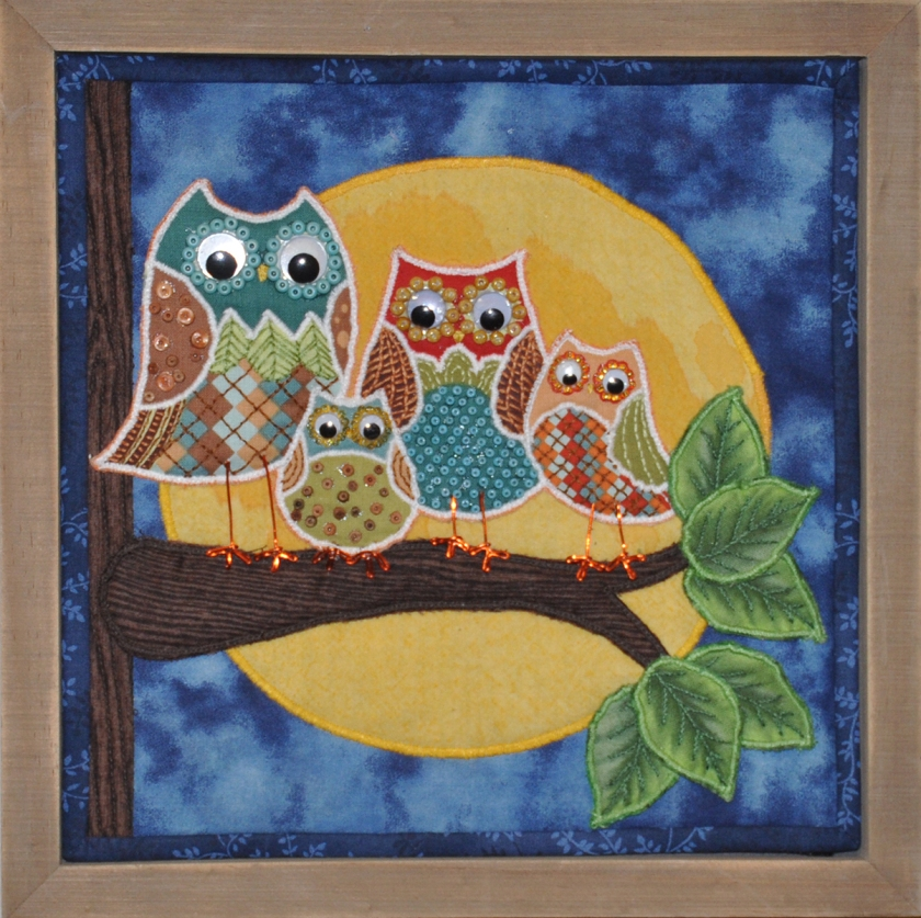 Owls - Art Gallery-KHCPL-Main